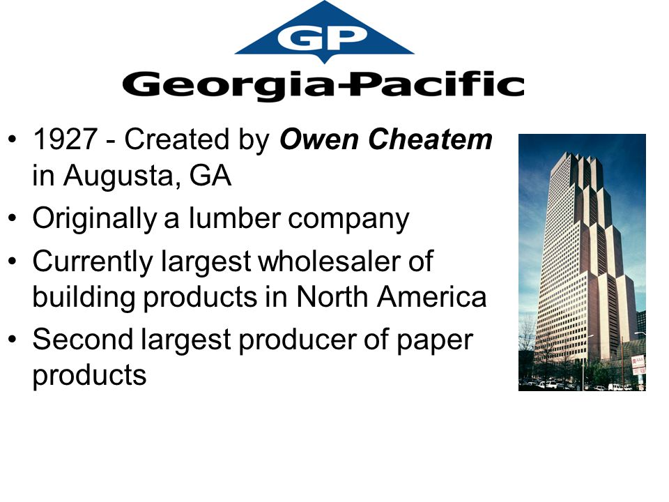 1927 - Created by Owen Cheatem in Augusta, GA