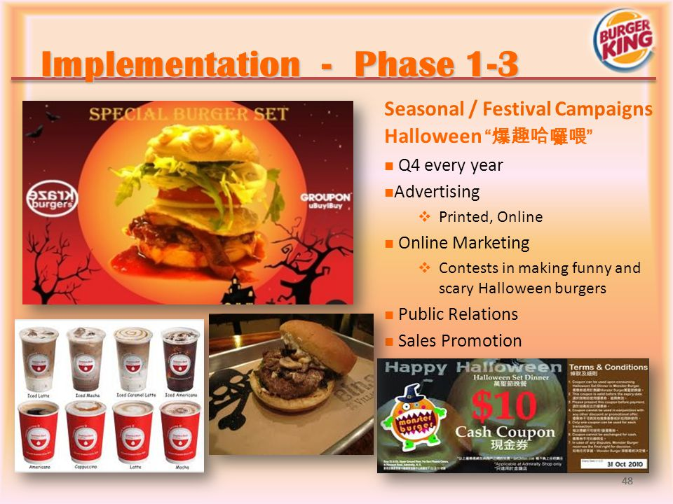 Implementation - Phase 1-3