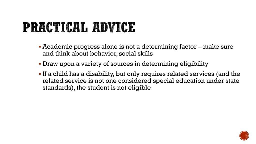 Academic Progress Alone Is Not Fape >> Gcase Selda Presentation Ppt Download
