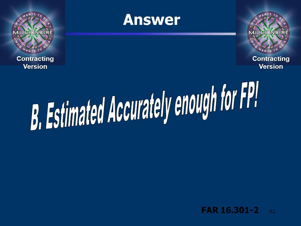 B. Estimated Accurately enough for FP!