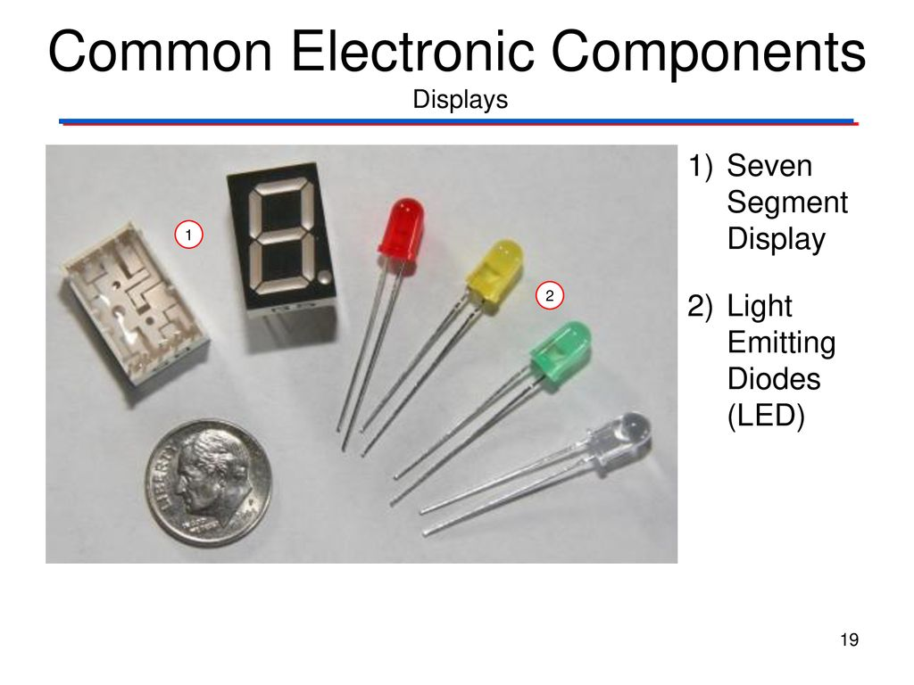 Component Identification - ppt download