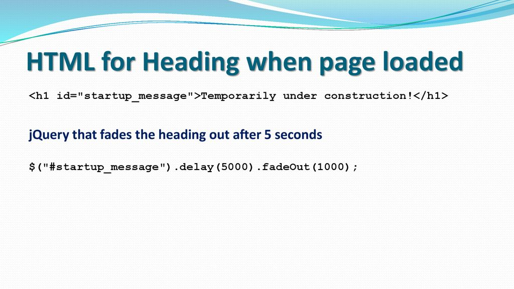 Fade Out Div After 5 Seconds Jquery