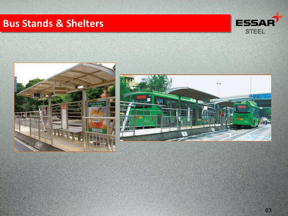 Bus Stands & Shelters