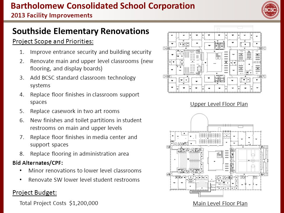 Southside Elementary Renovations