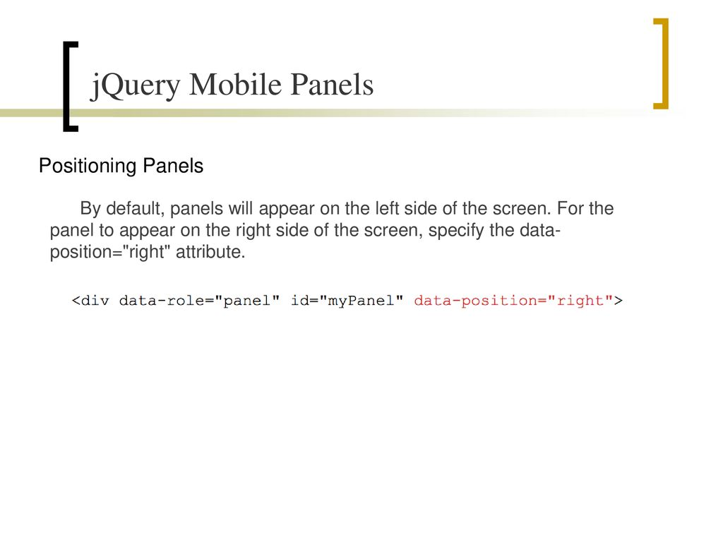 SEEM4570 Tutorial 5: jQuery + jQuery Mobile - ppt download
