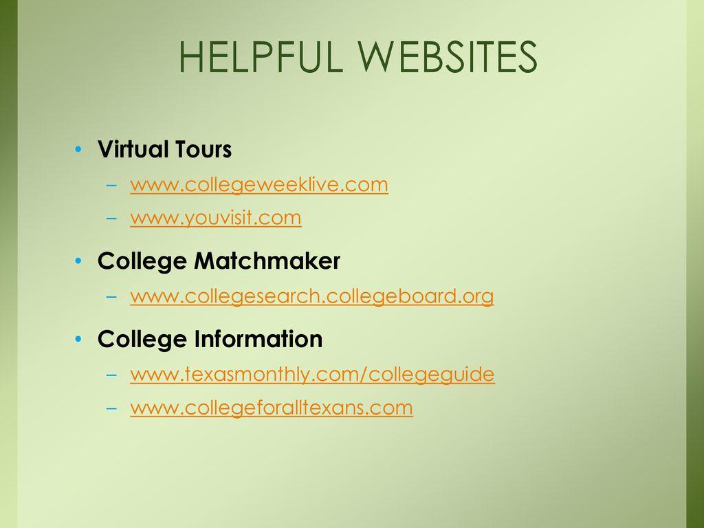Collège matchmaking site Dr Laura rencontres en ligne