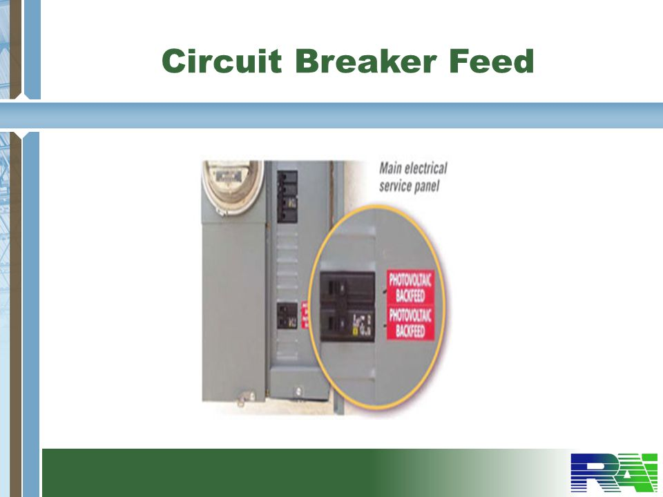 Circuit Breaker Feed