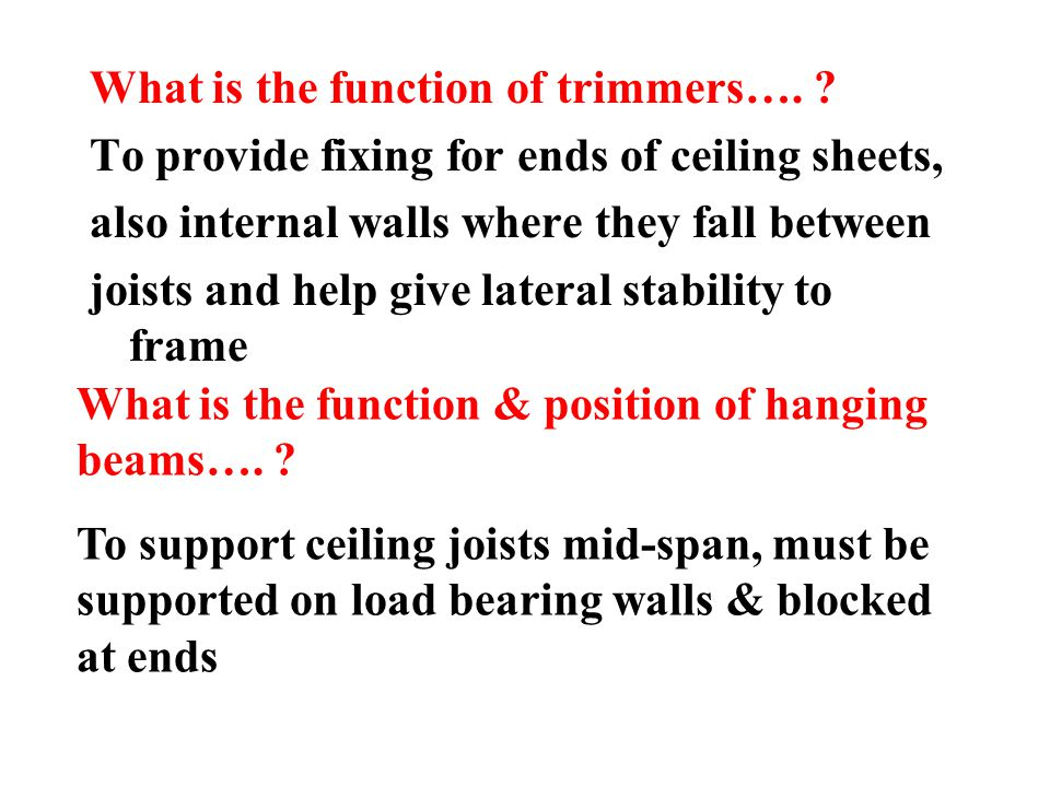 What is the function of trimmers….