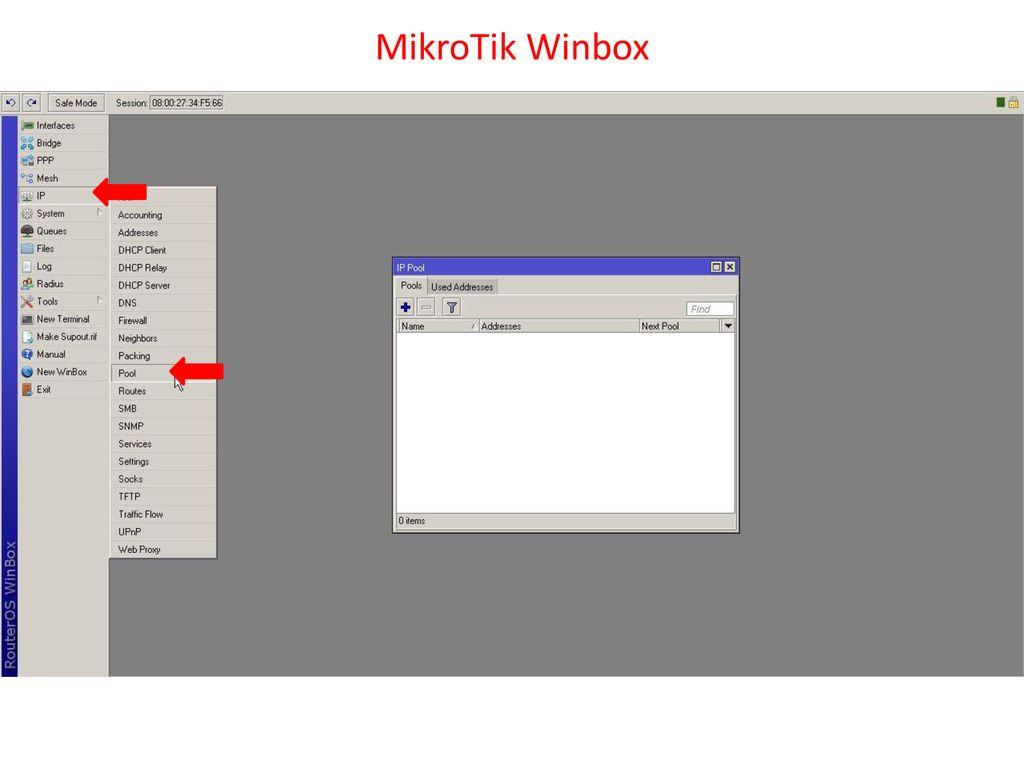 CNC Ispot Server With MikroTik PPPoE Server Configuration