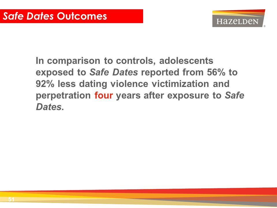 Safe Dates Outcomes