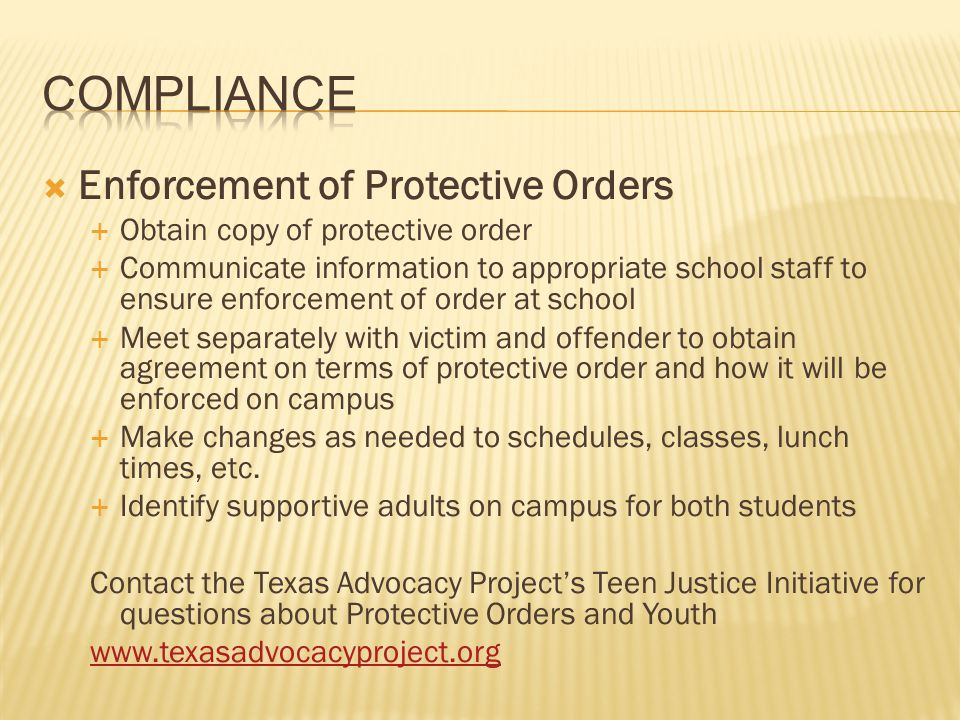 Hb 121 And The Texas Teams Teen Dating Violence Awareness Toolkit