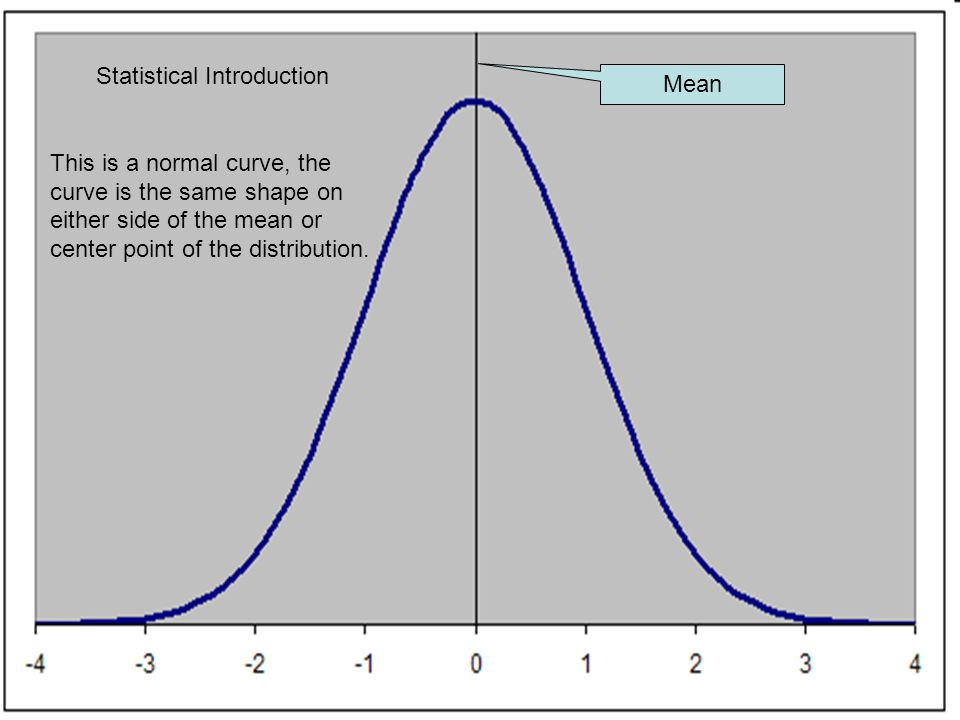 Statistical Introduction