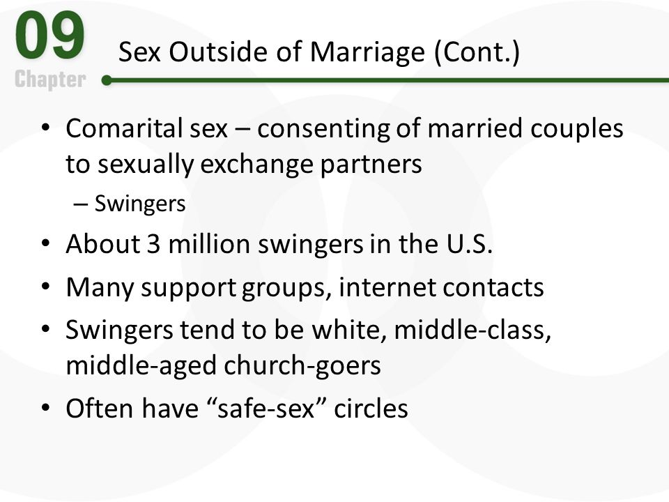 safe sex before marriage