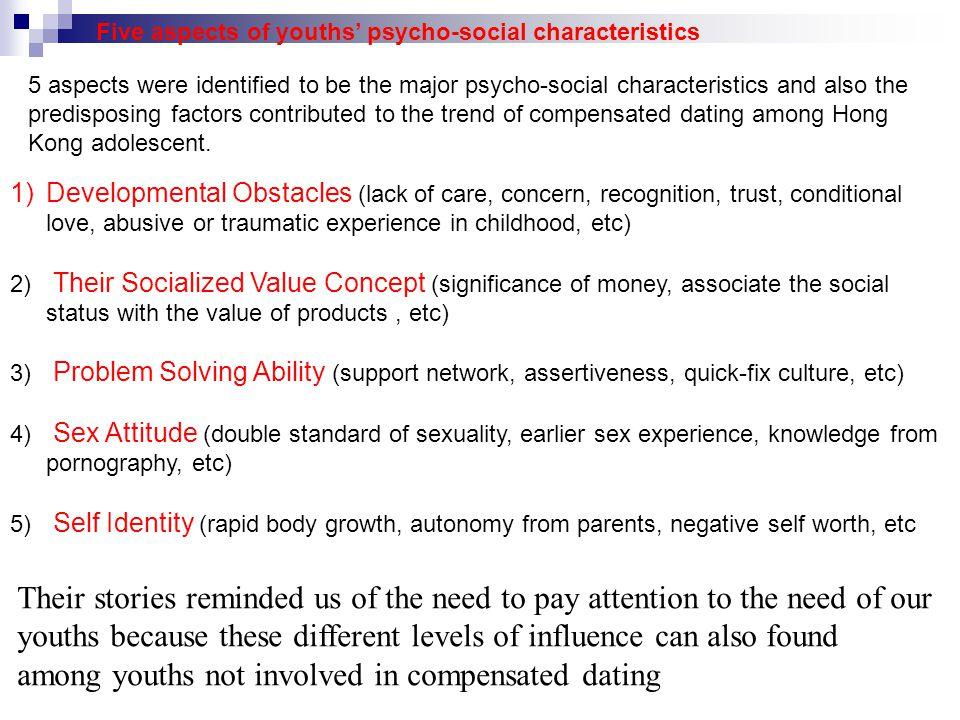 social factors dating