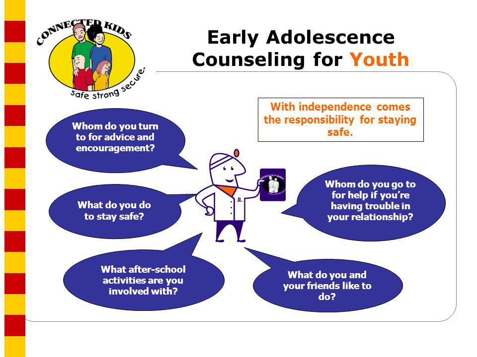 Early Adolescence Counseling for Youth