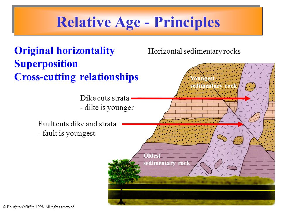 what principle of relative dating is illustrated by the dikes and faults propane hookup for grill