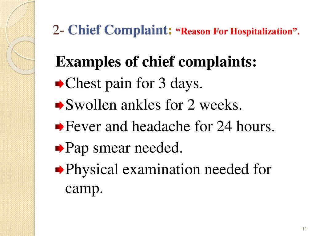Nursing Health Assessments - ppt download