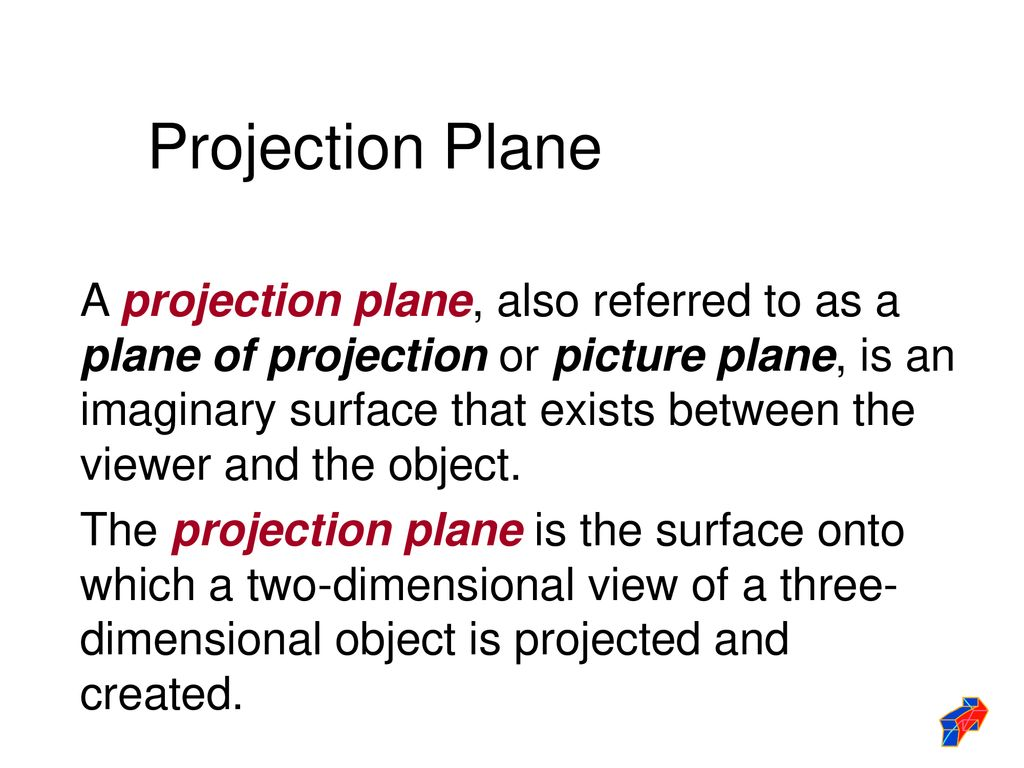 Projection Plane
