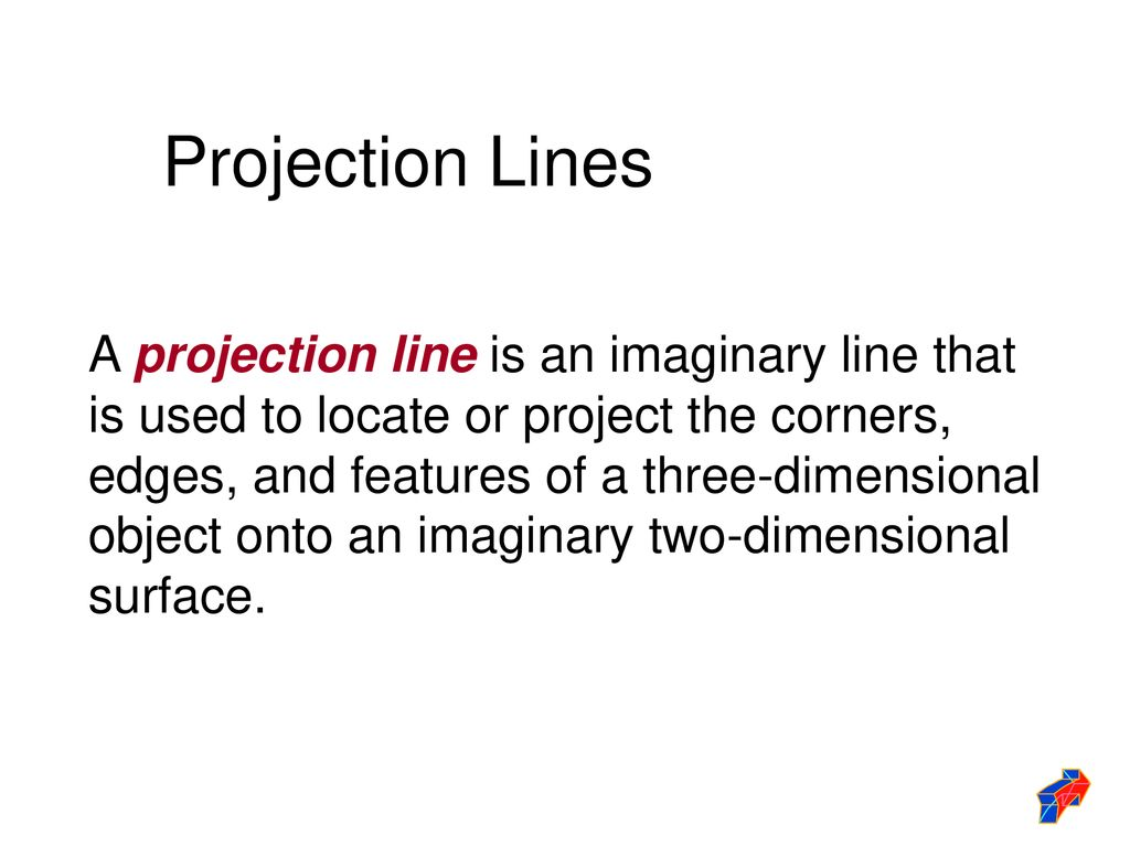 Projection Lines