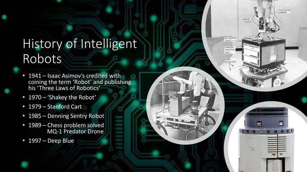 CSCI 446 : Artificial Intelligence Presentation By Sam Lloyd