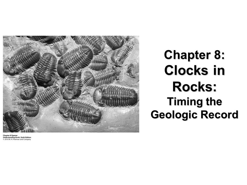 Timing the Geologic Record