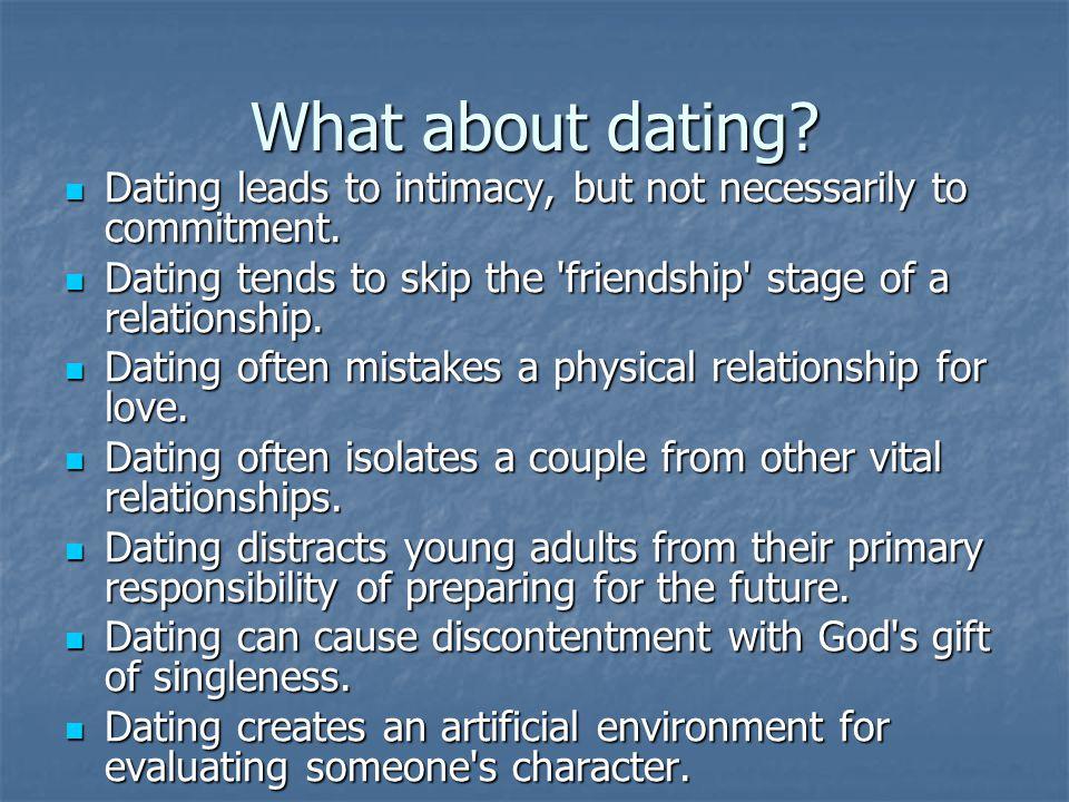 God relationships dating