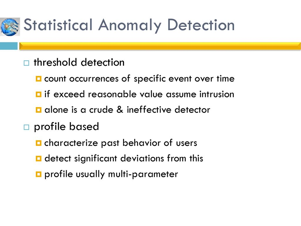 Lecture 8: Intrusion Detection - ppt download
