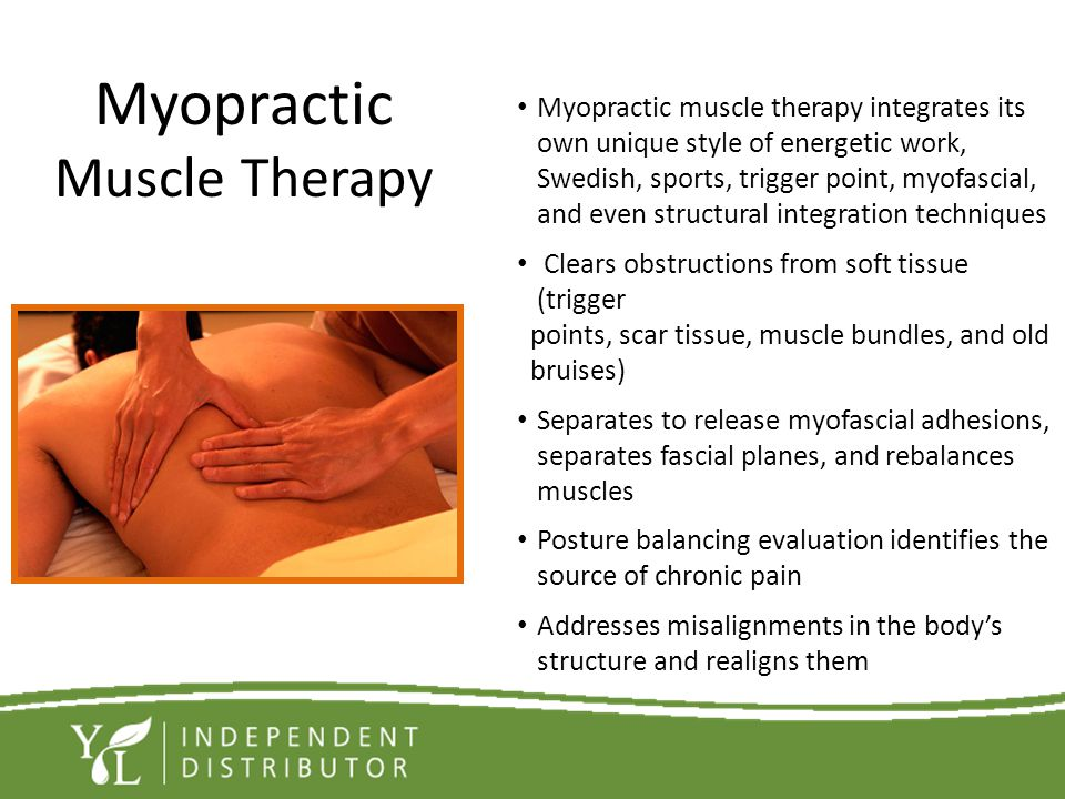 Myopractic Muscle Therapy