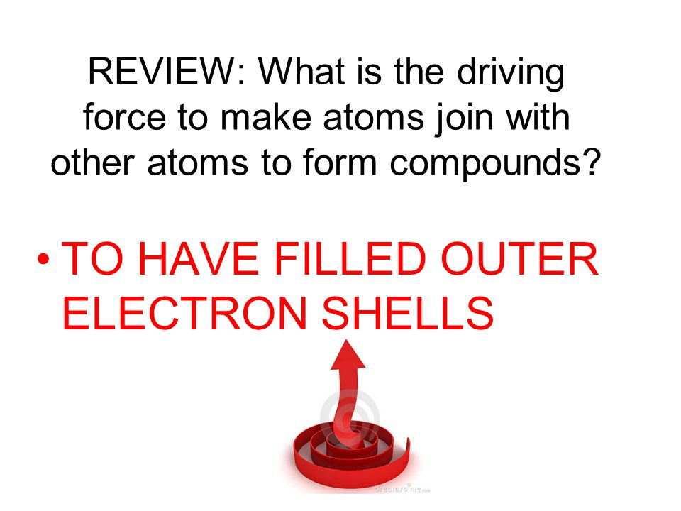 TO HAVE FILLED OUTER ELECTRON SHELLS