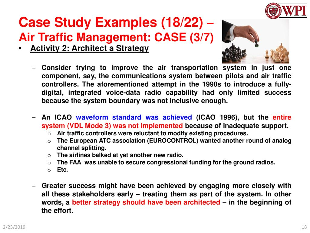 Case Study Examples (1/22) – SoS Example: (Abridged) Outline - ppt