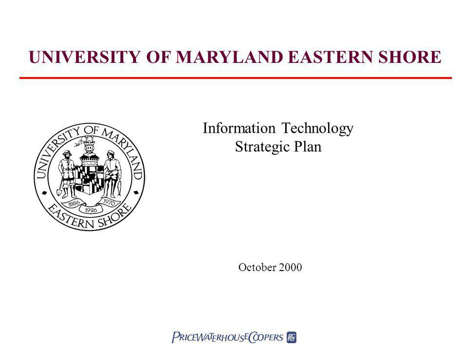 Information Technology Strategic Plan