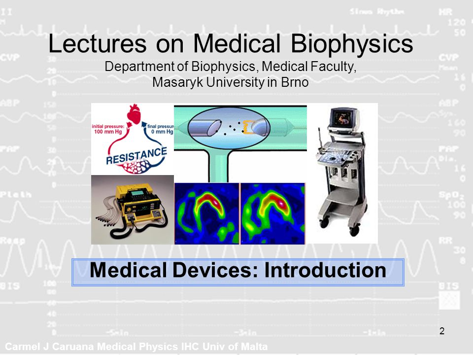 Medical Devices: Introduction