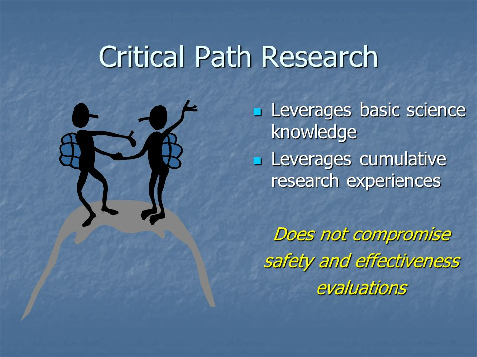 Critical Path Research