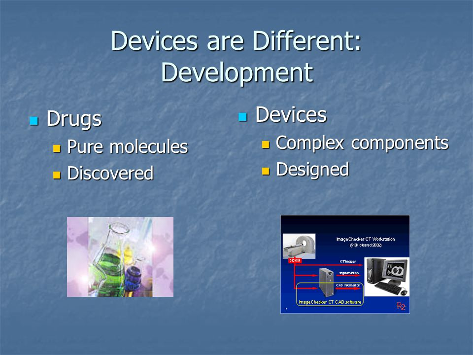 Devices are Different: Development