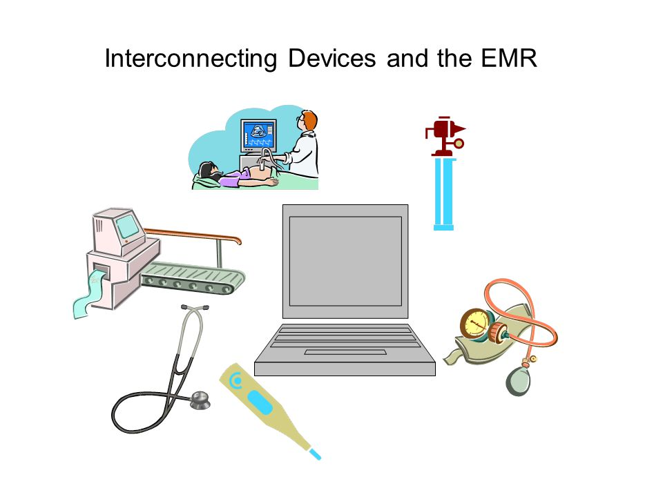 Interconnecting Devices and the EMR