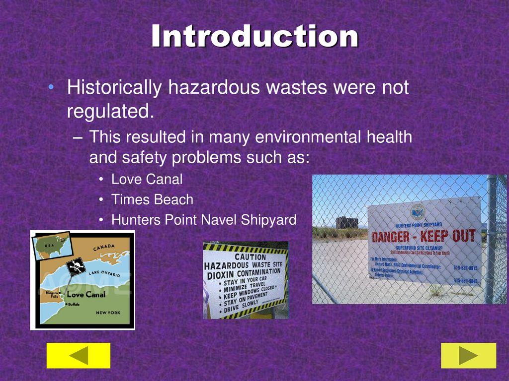 Beachhunters Password hazardous waste handling certification - ppt download