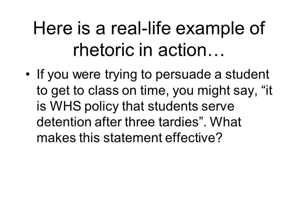 What Are Rhetorical Strategies Ppt Video Online Download