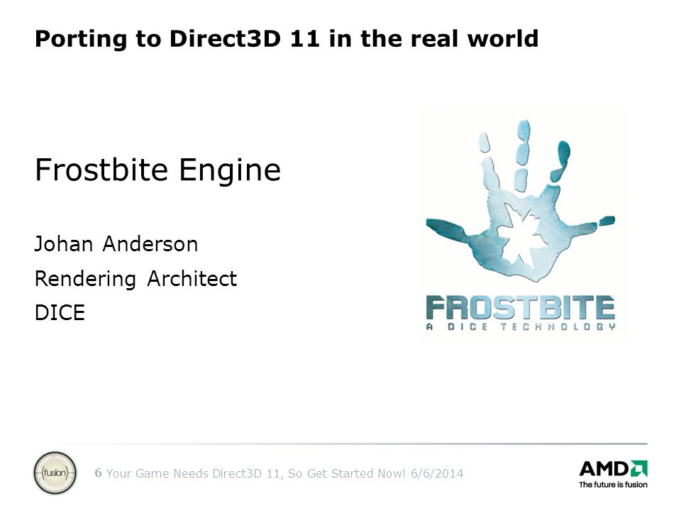Porting to Direct3D 11 in the real world