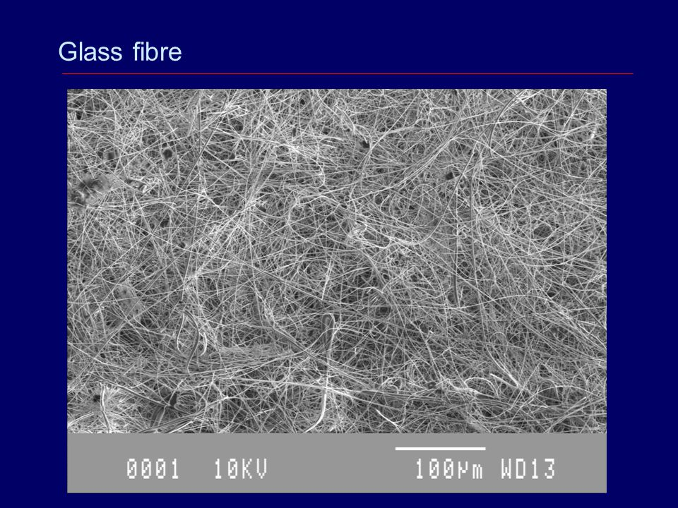 Glass fibre