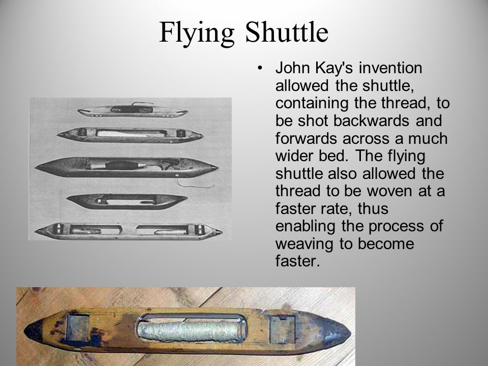 Flying Shuttle
