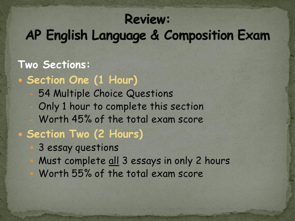 the rhetorical analysis essay on the ap exam for english language  review ap english language  composition exam
