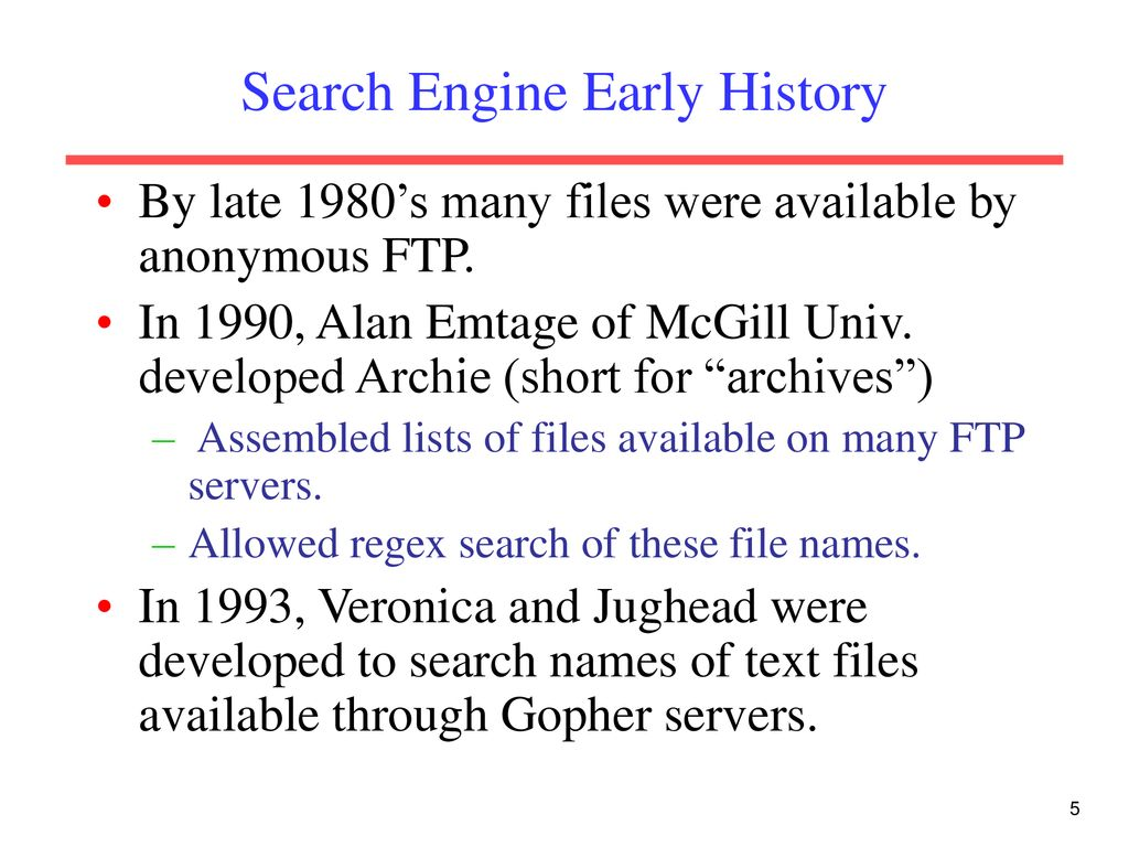 Web Search Introduction  - ppt download