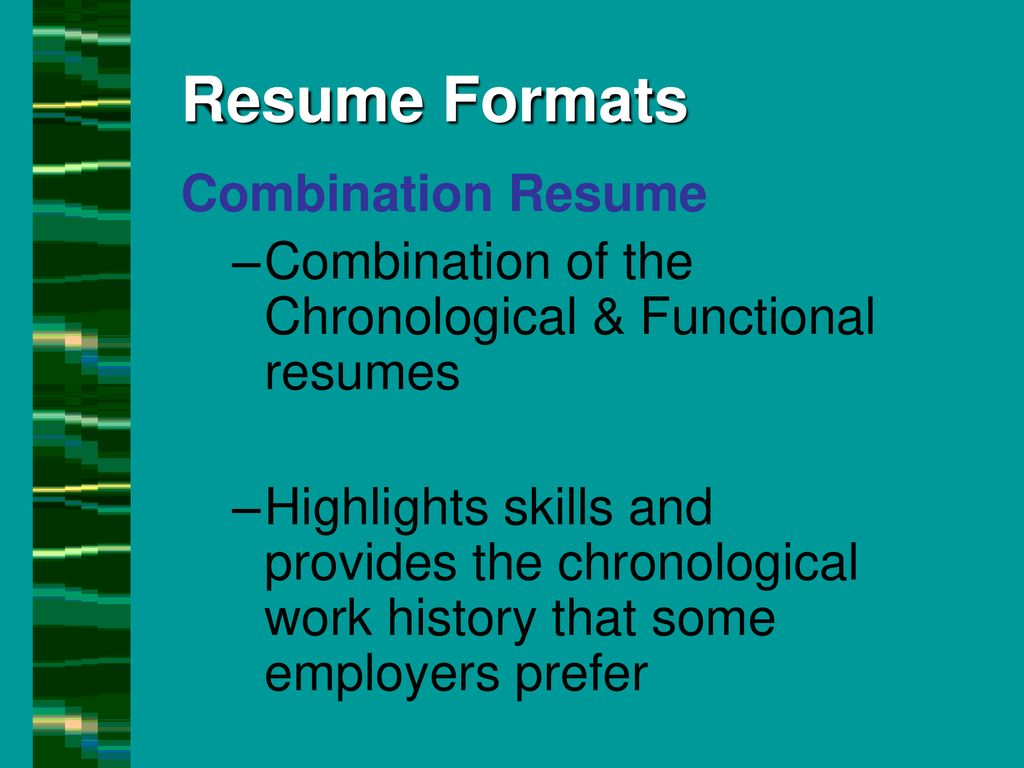 How To Create Resume Ppt Download