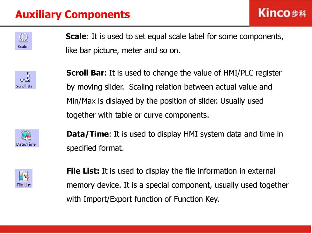 Kinco HMI Training Kinco Automation  - ppt download