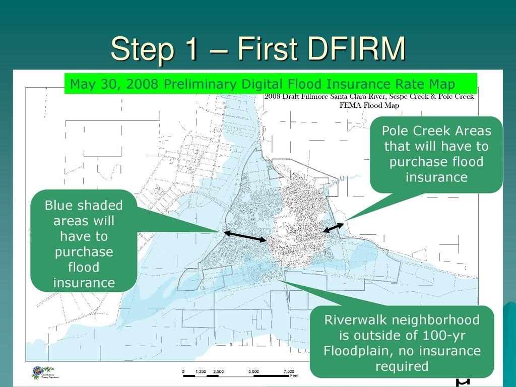 FEMA FLOOD INSURANCE STUDY UPDATES - ppt download on