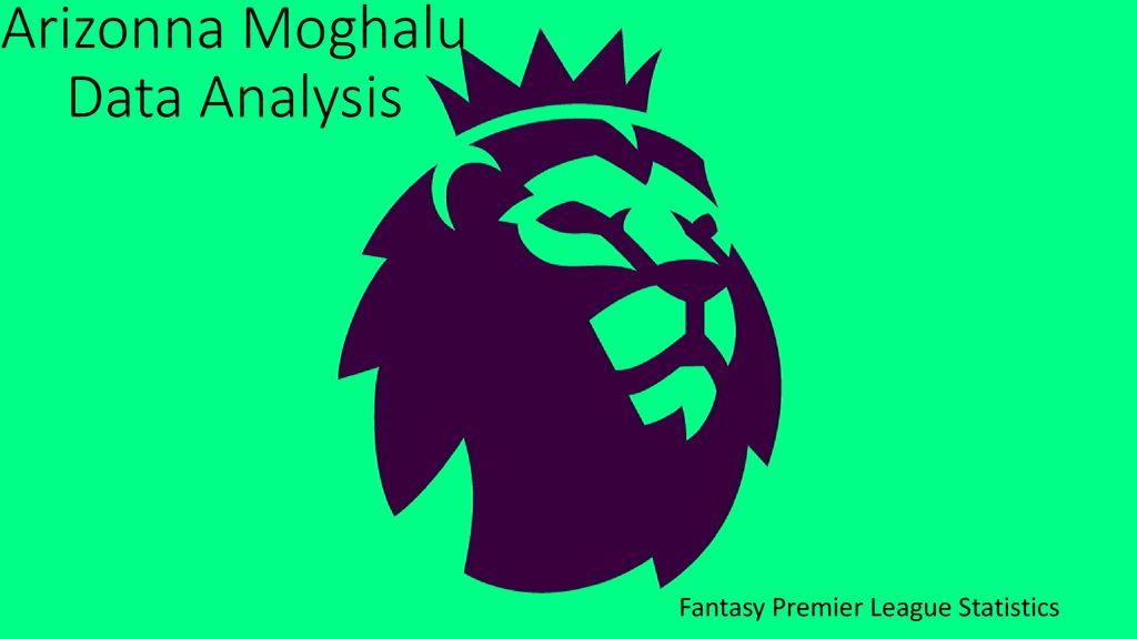 Arizonna Moghalu Data Analysis - ppt download