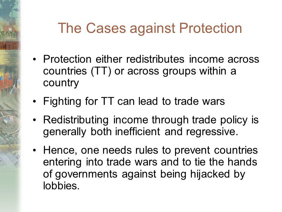 The Cases against Protection