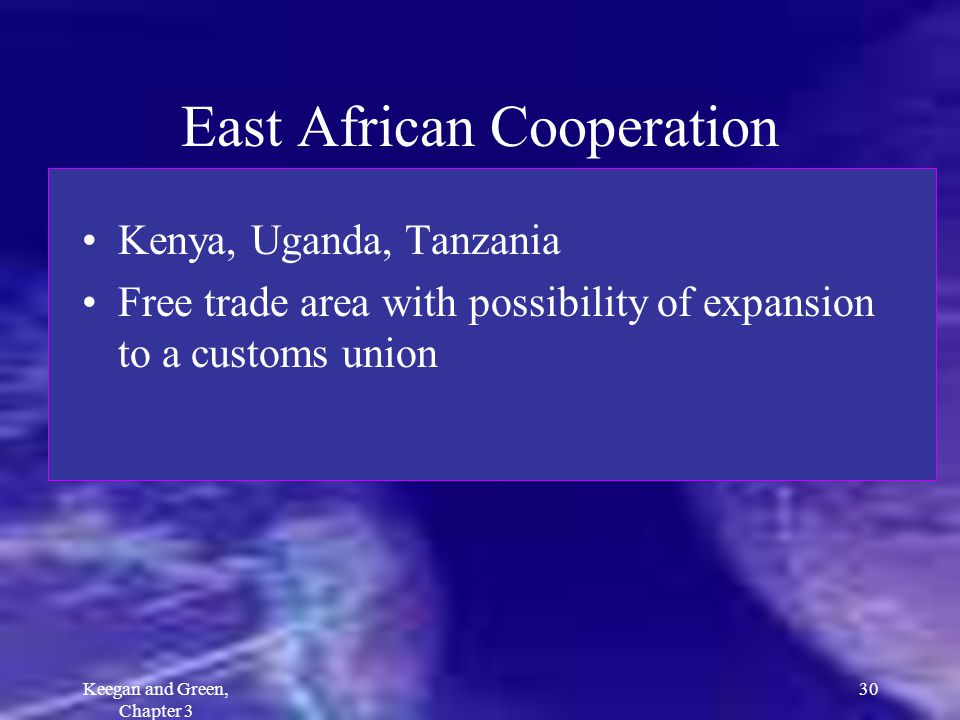 East African Cooperation