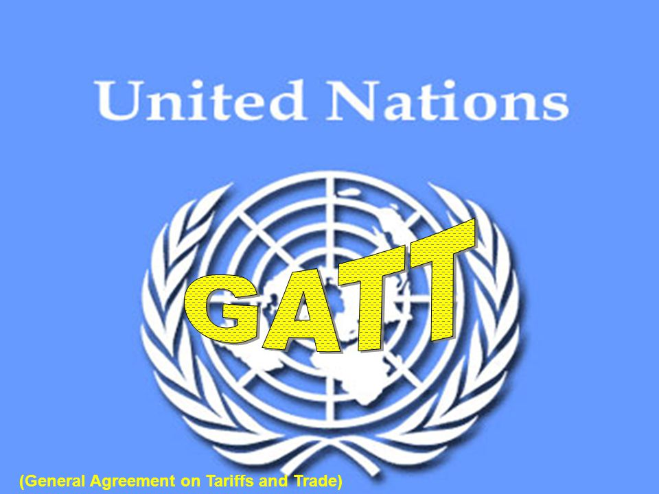 general agreement on tariffs and trade A multilateral agreement regulating international trade  this page was last edited on 28 july 2018, at 01:11 all structured data from the main, property and.