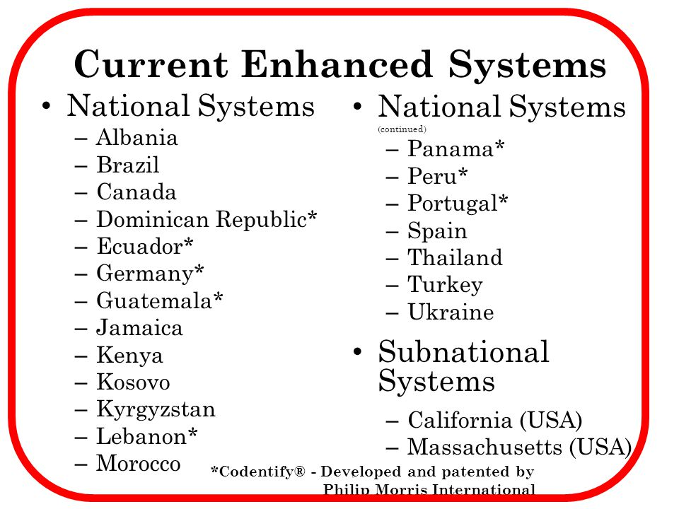 Current Enhanced Systems
